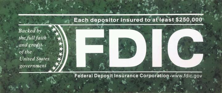 Signs & Displays, FDIC And Compliance Signs