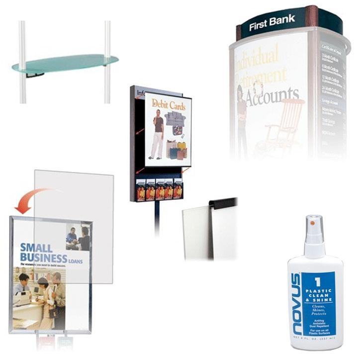 Signs & Displays, Accessories