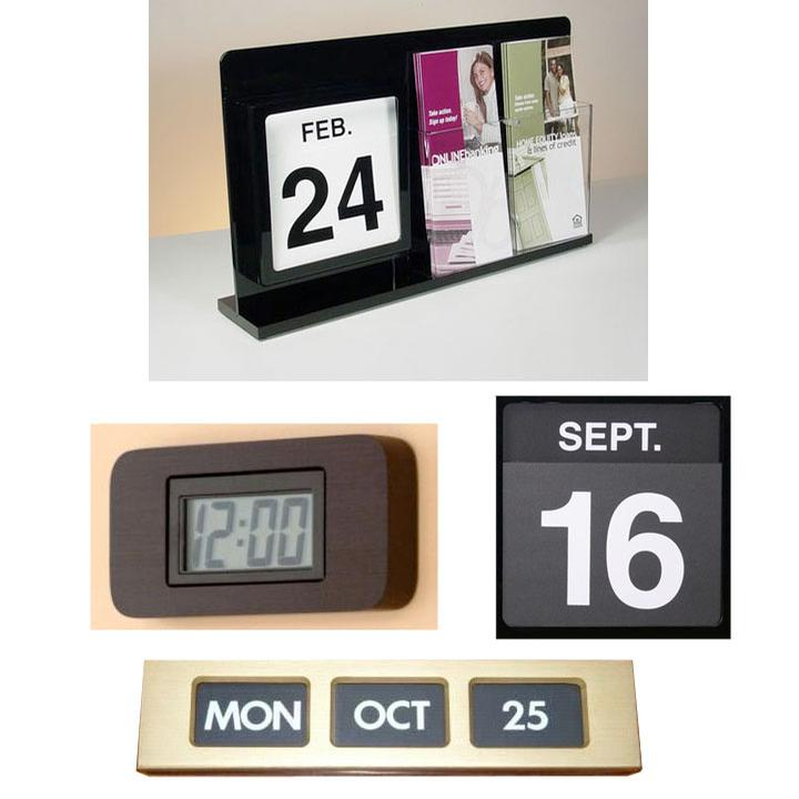 Signs & Displays, Perpetual Calendars