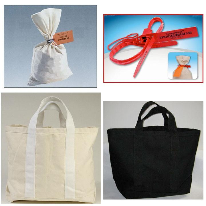 Bags & Accessories, Canvas Coin & Coal Bags