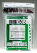 US Green ECO STAT, Tamper Evident Clear Deposit Bags 8