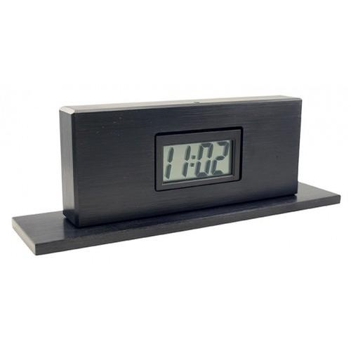 Digital Clock and Calendar with Adhesive Mount