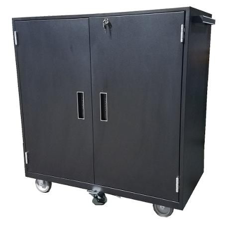 Model Vault Truck With Large Storage Compartment. And 2 Adjustable Shelf  - Main Image