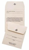Permanent Lock Vault Key Envelopes