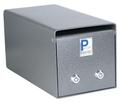 "Security Drop Box - 6"" W x 6"" H x 12"" D"