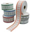 500 foot Automatic Flat Coin Wrapper Rolls, Case of 12 Rolls