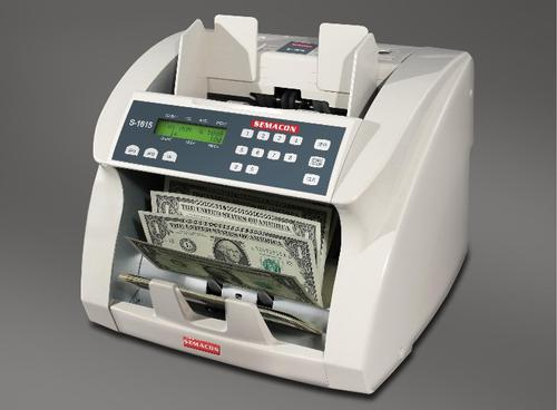 Semacon Currency Counter Model S-1615