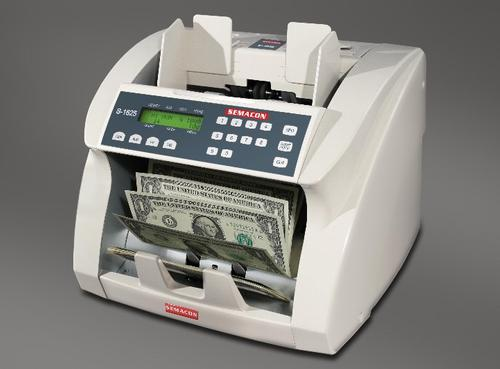 Semacon Currency Counter Model S-1625
