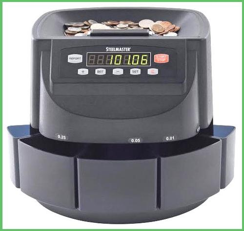 Cassida C100 Coin Sorter / Counter - Main Image