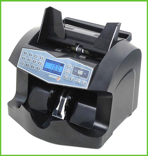 Cassida Advantec 75U Money Counting Machine with UV Counterfeit Detection