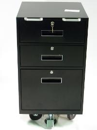 Teller Truck, 2 Cash Drawers, Storage Compartment