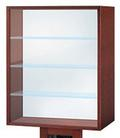 Clear Acrylic Shelves for USDPC Series Display Cases  - Main Image