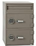 Medium Size Double-Door Depository Safe
