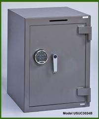 Utility Chest Depository Safe - Main Image