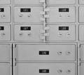 SN Series Safe Deposit Boxes # USSN14-1
