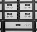 ST Series Narrow Safe Deposit Boxes  # USST10-1