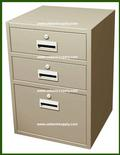 Sitting Height Teller Pedestal, 2 S Drawers, 1 Legal File Drawer