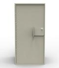Interior Vault Unit Single-Width, 1 Tall Storage Cabinet