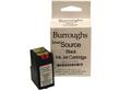 Smartsource Printer Black Ink Cartridge Burroughs #822120984