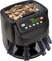 CASSIDA COIN COUNTER, SORTER AND WRAPPER ALL-IN-ONE MACHINE