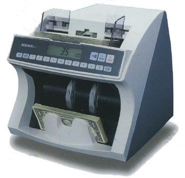 Magner Model 35-3 Money Counter