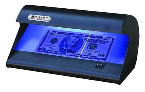 MAGNER 4-in-1 Basic Currency Authenticator - Main Image