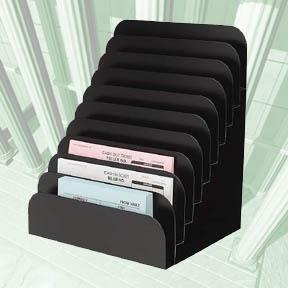 Ten Pocket Pad Rack Us67061004 U S Bank Supply