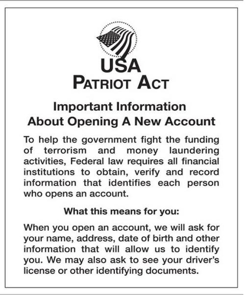 patriot act essay 4 4 it protects the first amendment to refute the argument of opponents that the act violates freedom of speech in connection to fbi agents to apply for an order to produce records, proponents say that instead, it protects the first amendment, protects it.