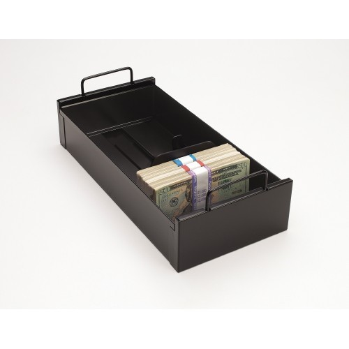 Steel Cash Tray With Follower Block U S Bank Supply