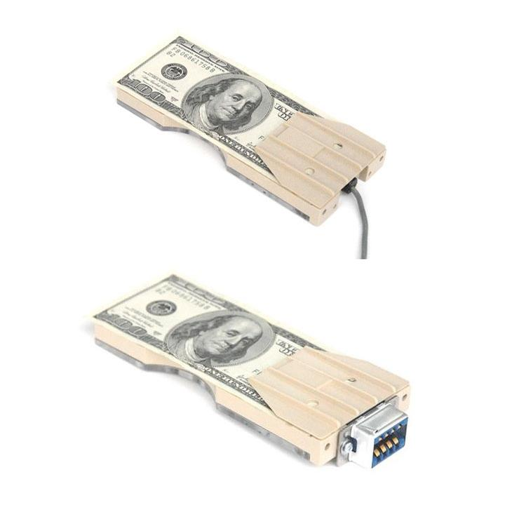 Cash Handling, Bill Trap/Money Clips