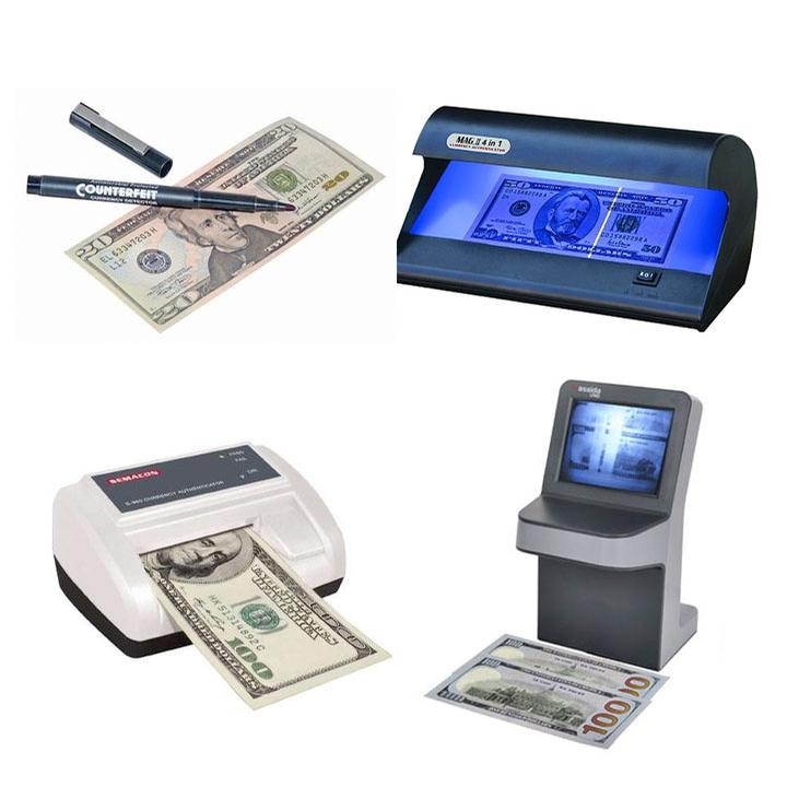 Fraud & Security, Counterfeit Detection