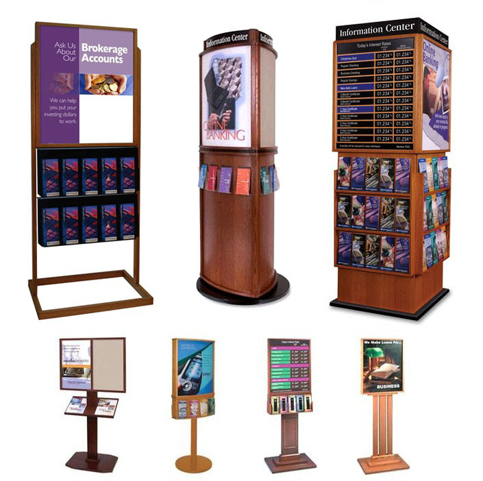 Signs & Displays, Combination Literature Displays