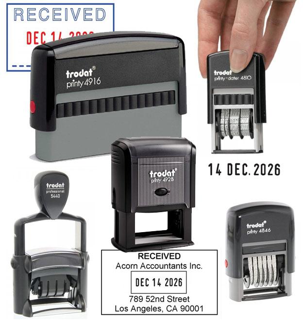 Teller & Vault, Stamps & Accessories