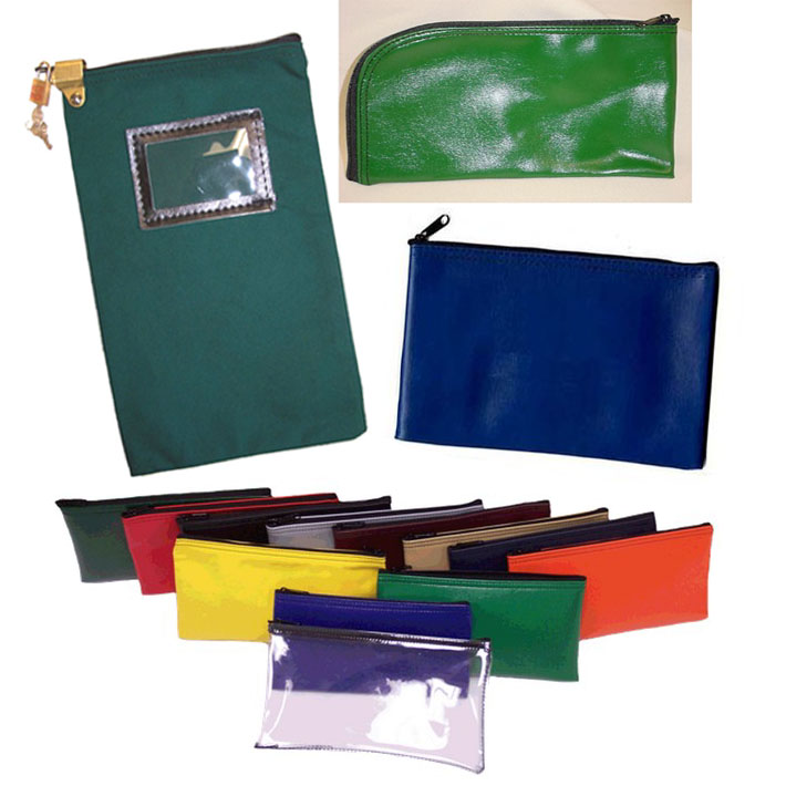 Bags & Accessories, Zippered Check Wallets