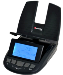 Cash Handling, Money Counting Scales